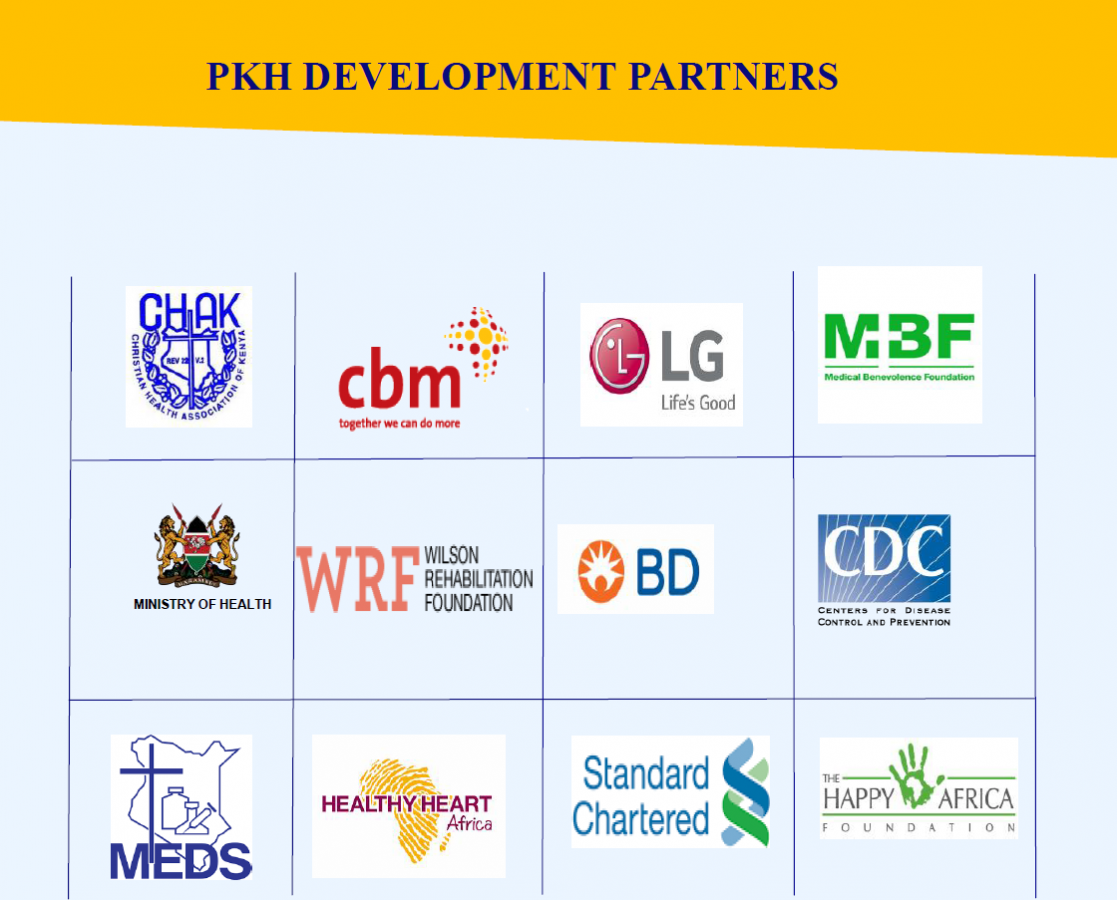 PKH Development partners and Donors
